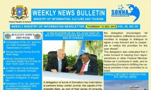 Weekly News Bulletin Vol 29